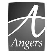 Logo Ville Angers - Andégave Communication