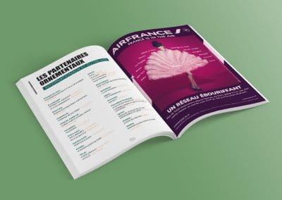 Édition Floralie Catalogue - Andégave Communication