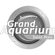Logo Grand Aquarium Saint Malo - Andégave Communication